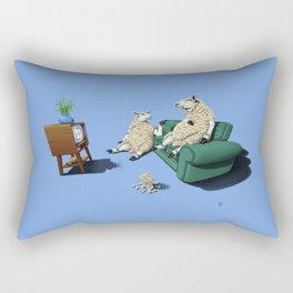 Sheep (Colour) Rectangular Pillow