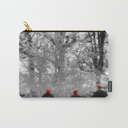 Salt Lake City - Red Hats Carry-All Pouch