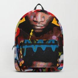 Jean-Michel Basquiat ART Backpack