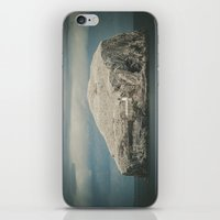 bass iPhone & iPod Skins featuring Bass Rock by Errne