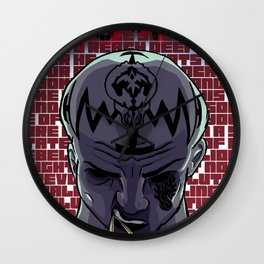 Operation Mindcrime Graphic Novel: The Mission Wall Clock