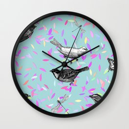 LET IT FLY... Wall Clock
