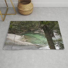 Tropical Lagoon Rug