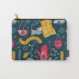 Pattern #71 - Hygge - Cosy winter Carry-All Pouch