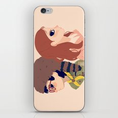 Sam and Suzy iPhone & iPod Skin