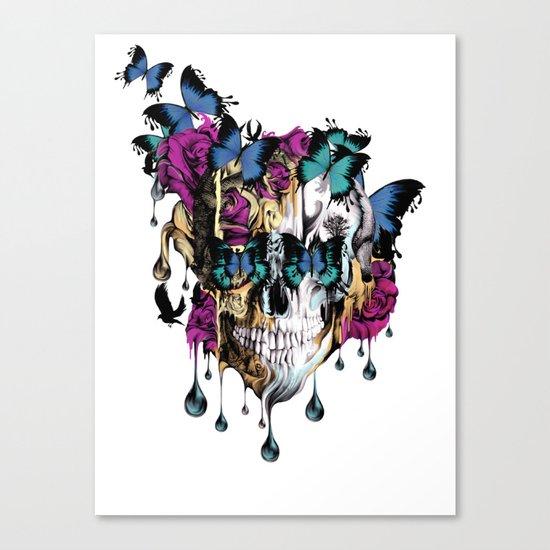 Flomo Canvas Print