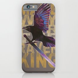 The Messenger/ Raven Cycle iPhone Case