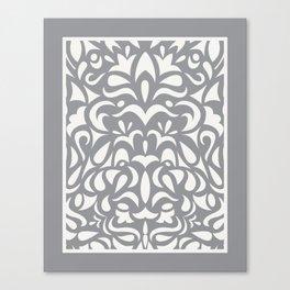 Penguin Classic: Gray Canvas Print