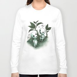 Natural Histories - Forest Spirit studies Long Sleeve T-shirt