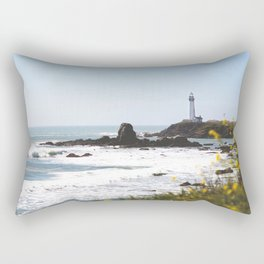 Springtime On The West Coast Rectangular Pillow