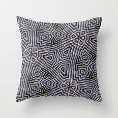 Di-simetrías 1 Throw Pillow