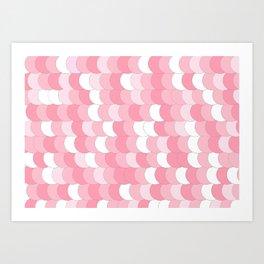 She-quins Art Print