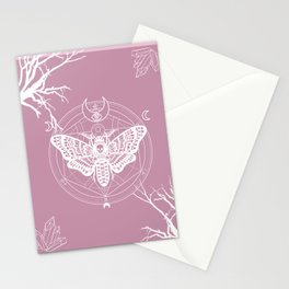 Witch Craft Pastel Stationery Cards