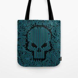 Bad Circuit Tote Bag