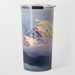 Marvelous Mount Rainier 2 Travel Mug