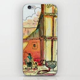 Templo San Francisco iPhone Skin