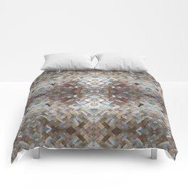 Nacrous Modern Pattern Comforters
