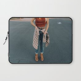 flannel and boots Laptop Sleeve