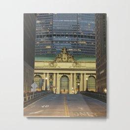 Grand Central Terminal 1 Metal Print