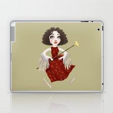 Winged Queen Laptop & iPad Skin