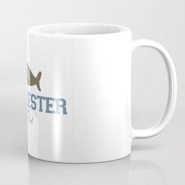 Gloucester - Cape Cod. Coffee Mug