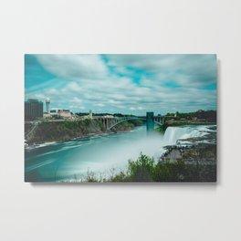 Goat Island - Niagara Falls Metal Print