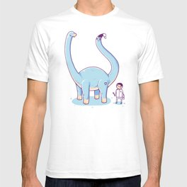 A new friend T-shirt