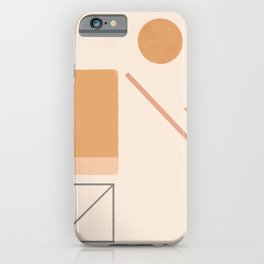 #12 Moving Space iPhone Case