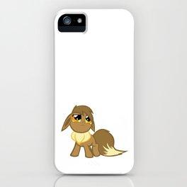My Little Eevee iPhone Case