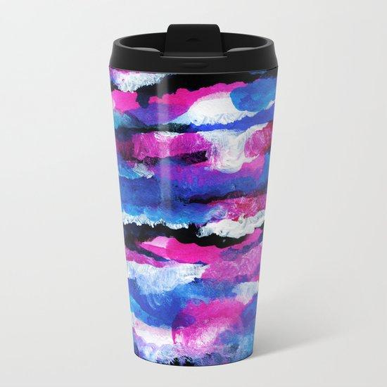 Layers 03 Metal Travel Mug