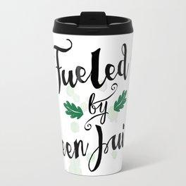 Fueled by Green Juice Travel Mug