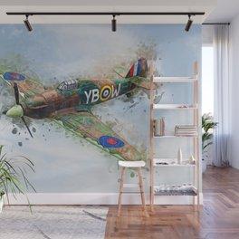 Hawker Hurricane Mk II Wall Mural