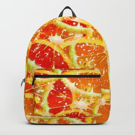 Snow citrus Backpack