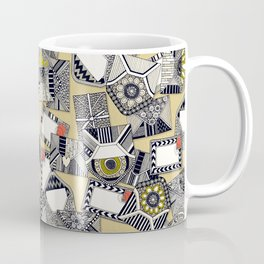 mail scatter straw Coffee Mug