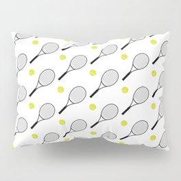 Tennis Pattern 1 Pillow Sham