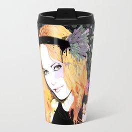 Vanessa paradis Travel Mug