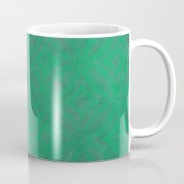 Geometric Greens Coffee Mug