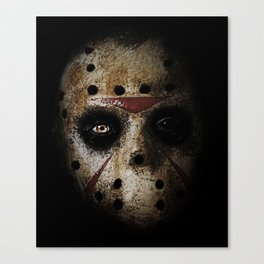 JASON!  Canvas Print