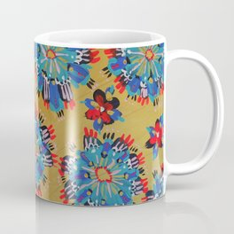 Red Sundial Coffee Mug