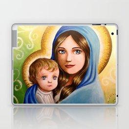 Madonna and Child Laptop & iPad Skin
