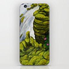 Mossy Waterfall iPhone & iPod Skin