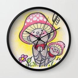 KINOKOJIZO Wall Clock