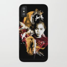 Monk iPhone Case