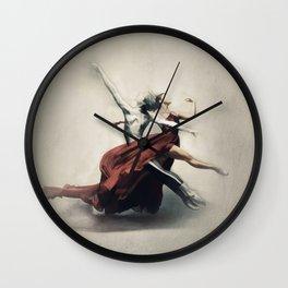 Dancing of Love Wall Clock