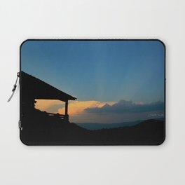 Sweet Silhouette * Little Switzerland  Laptop Sleeve