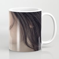 model Mugs featuring Model by Lemnaouer Ahmed Chawki