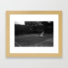 EARTHLING I Framed Art Print
