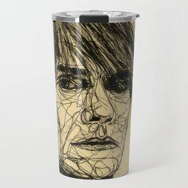 My Favorite Rogue (Warhol) Travel Mug