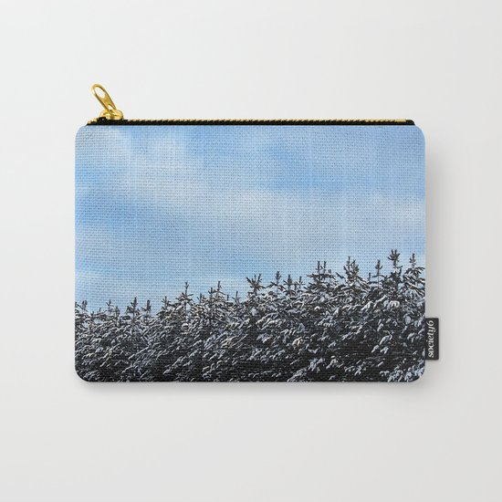 Christmas Tree Forest Carry-All Pouch