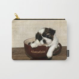 Cup of Puppy Carry-All Pouch